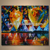Popular handmade abstract figure fine art oil painting