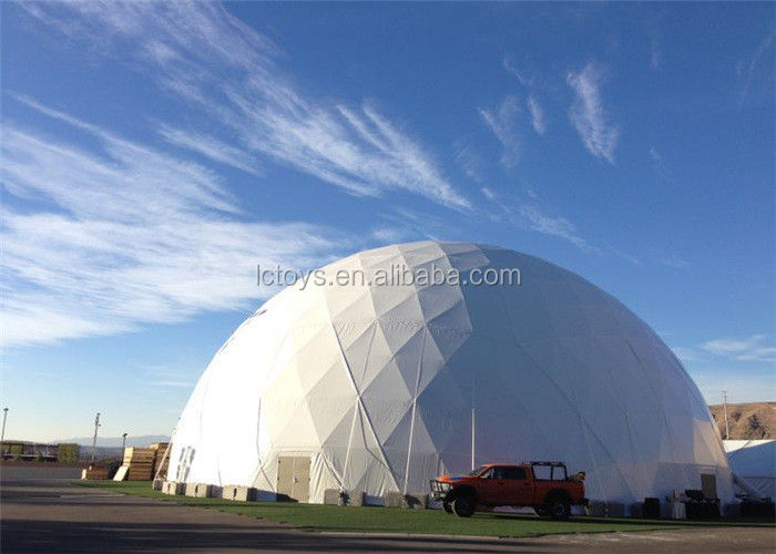 Outdoor geodesic dome air conditional tent,movable tents,temporary tent