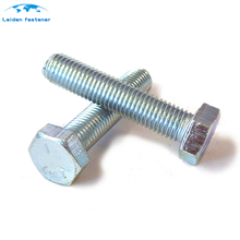 high tensile standard size construction china bolt and nut
