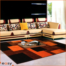 3D tapetes polyester floor carpet and rugs for living room