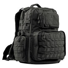 Cool tactical 3-day assault molle system backpack with air ventilation for military use
