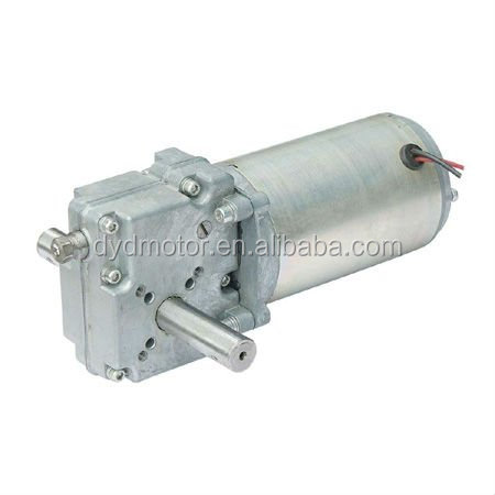 84zy 108wj High Torque Low Speed Dc Worm Gear Motor Buy