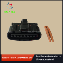 8 Pin Female Waterproof Automotive Electrical Auto Connector For Mitsubishi Lancer MAF Sensor And Ignition Distributor
