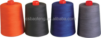 Meta-aramid thread for workwear & firefighter's suits/Aramid