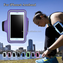 Gym Running Jog Case Arm Holder Sports Armband for iPhone 6 Samsung Galaxy S3 S4