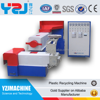 New style hospital garbage plastic scrap recycling machine with CE and ISO9001