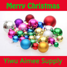 2014 hotsale christmas plastic ball,100 wholesale clear glass christmas ball ornaments(AM-CD023)