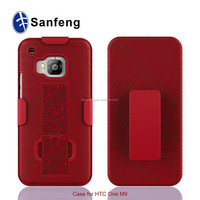 2015 Top&Newest Products Red Mobile Case For Htc Desire M9