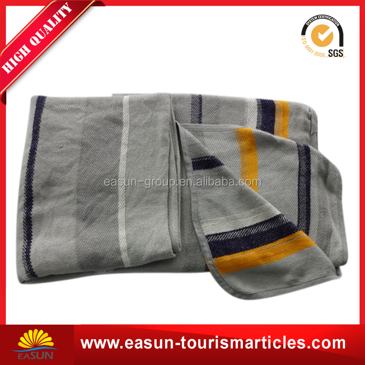 modacrylic airline blanket for business class