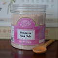 plastic bag or can packing Himalayan Fine Pink salt