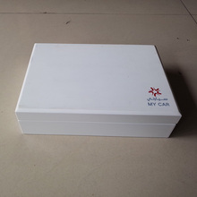 Indian white light wooden gift box package
