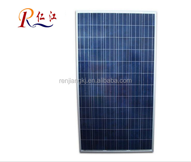 high efficiency and high quality solar panel module factory direct sale 40W polycrystalline silicon solar panel