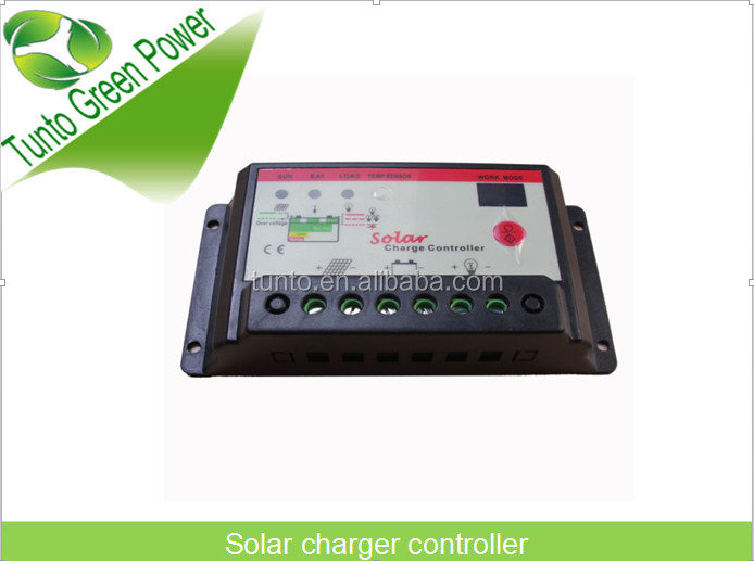 Reliable 30A 12V/24V auto solar charge controller ,solar controller for lights PWM solar controller