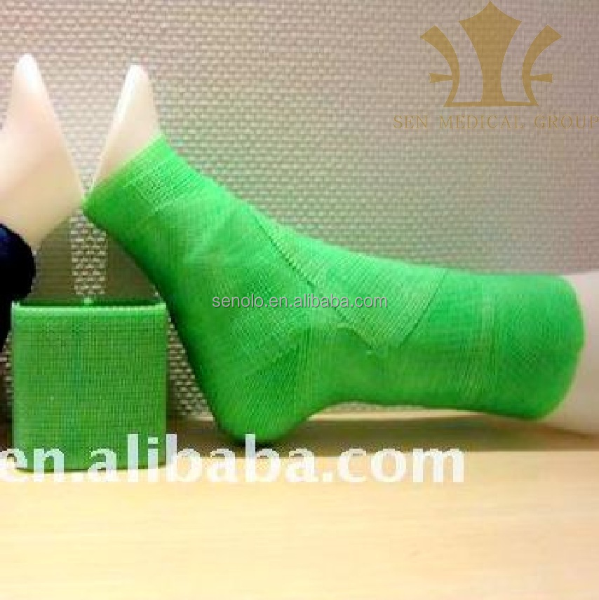 Medical Supplies Orthopaedic Fiberglass Cast