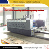 high speed flexo printing machine how to start corrugated box manufacturing unit