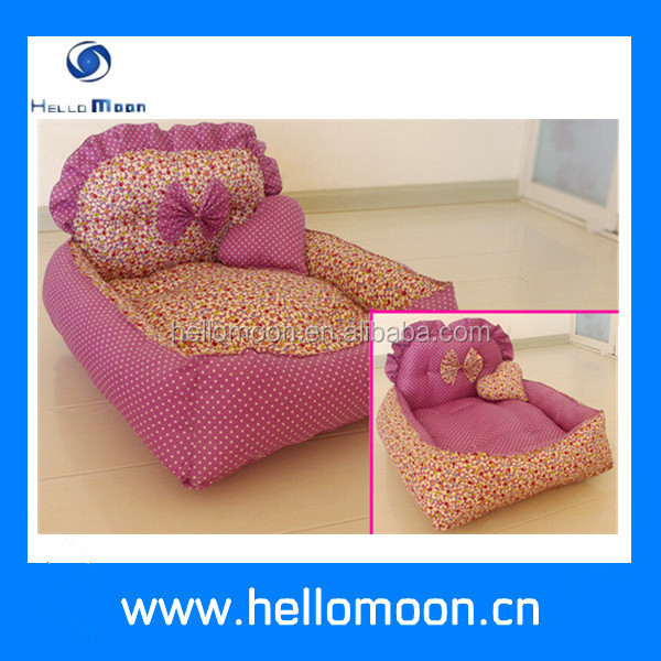 lovely high quality beautiful cute baby lovely girls warm cozy purple princess bed