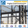 Large Span Prefabricated Steel Frame Shed