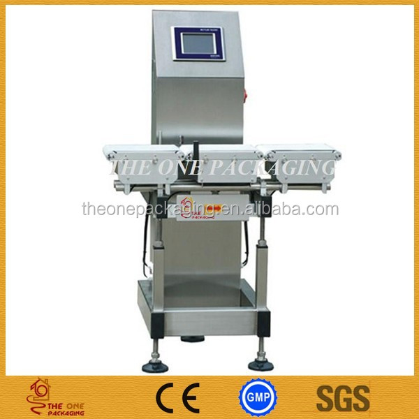 industrial weighing machine/check weigher/full-automatic weight checker