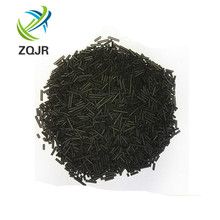 Columnar activated charcoal/activated carbon filter media