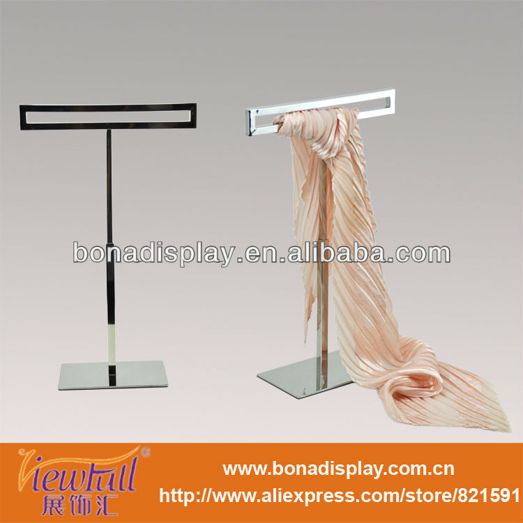 fashion names of scarf rack store display rack for scarf BN-1201