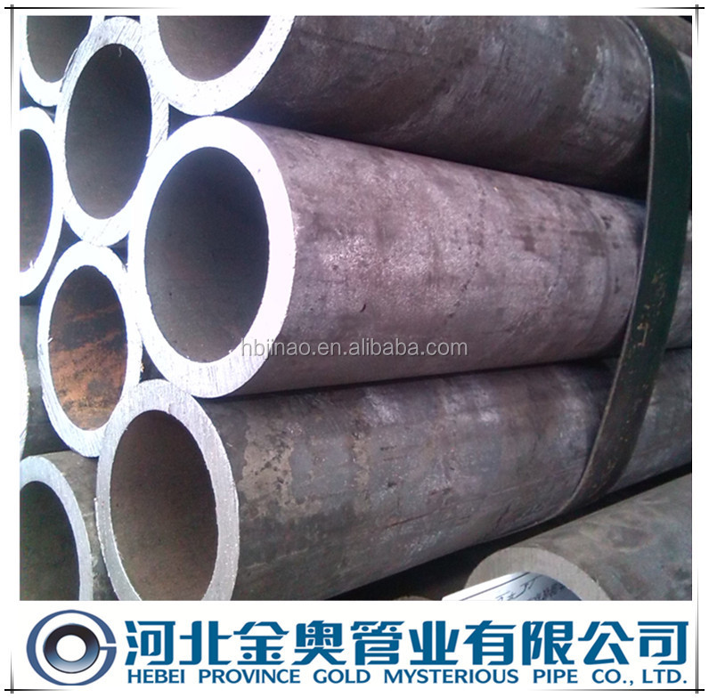 1045/45# Seamless Steel Pipe / tube manufacturer of China