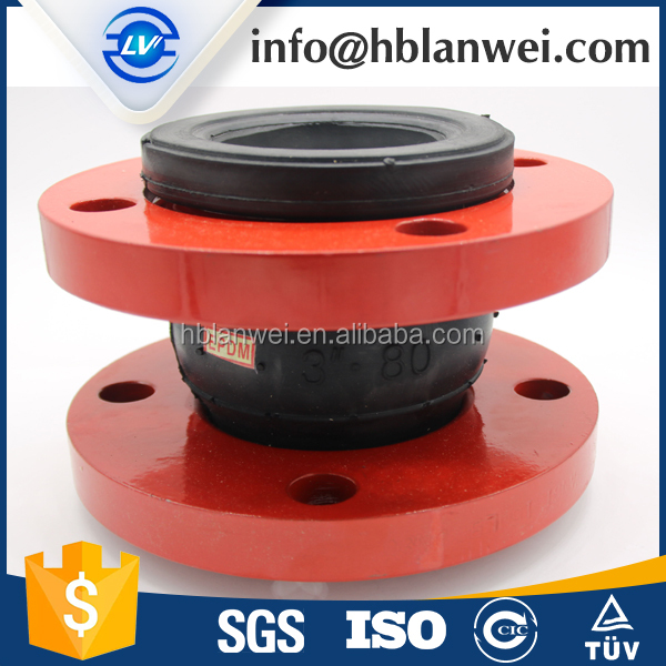 Pipeline flexible neoprene EPDM rubber expansion joints price