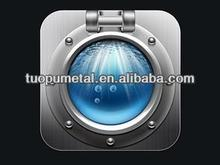 Marine boat porthole windows for stainless steel,brass