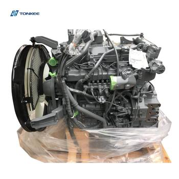 4hk1 engine ZX200-3 ZX210-3 ZX240-3 brand new engine assembly