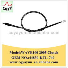 High Quality Wave100 2005(44830-KTL-740) Speedo Cable Comp
