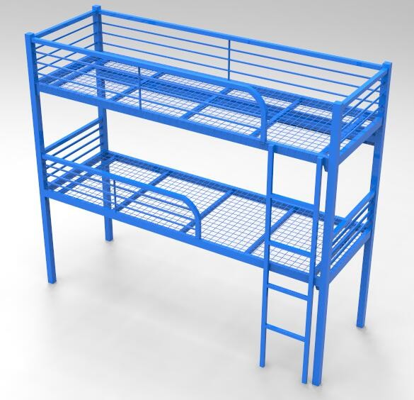 2016 School Furniture dormitory Metal Bunk Beds for sale/used cheap metal frame Letto a Castello for sale