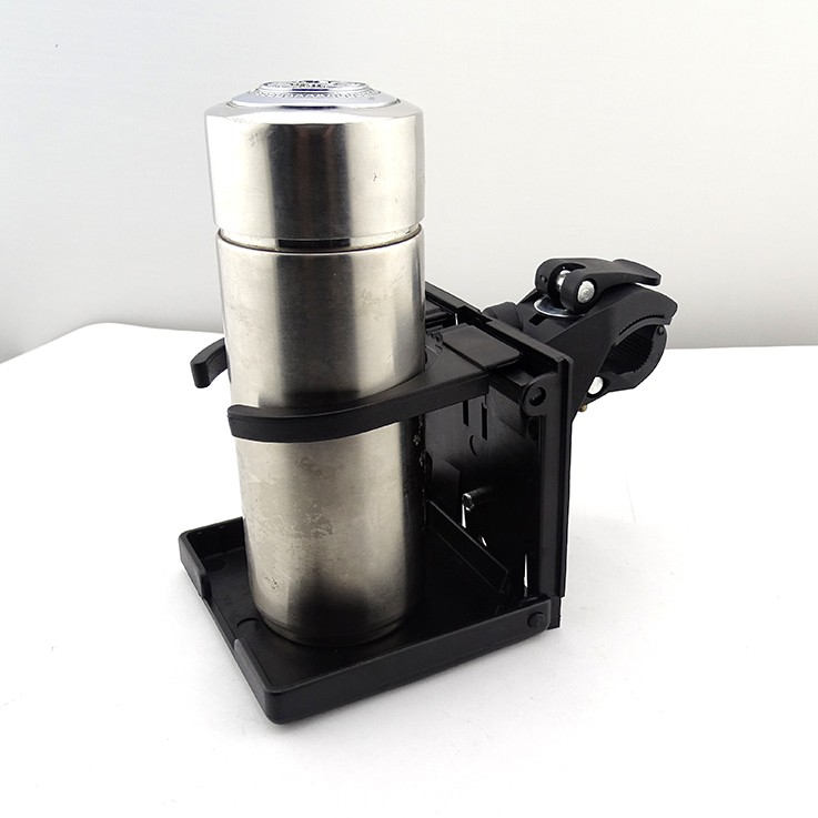 ABS Plastic Universal Adjustable black car cup drink holder