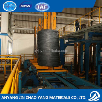 SAE1010 Low Carbon Steel Wire Rod