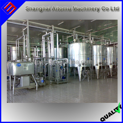 High Quality dairy milk processing machinery with great price