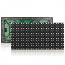 outdoor full color led display screen rgb module p10 32x16 320x160mm 1/2 scan 7000cd p8 p6 p5 p4 led dot matrix panel
