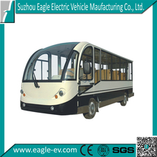 Electric city minibus,11 seats, CE approved,EG6118KAF