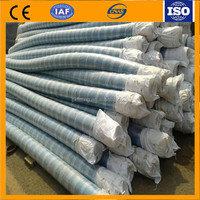 High quality Concrete pump hose rubber tube tanker hose