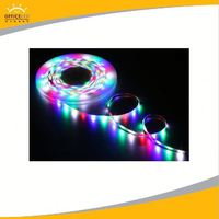 battery powered color changing light led rope light
