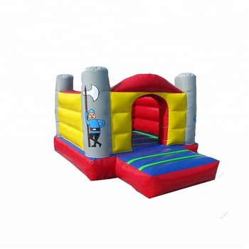 Commercial grade Outdoor 0.55mm PVC Inflatable bouncy house