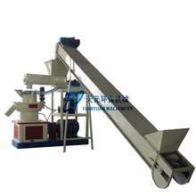 Factory price complete wood pellet production line/wood pellet making line