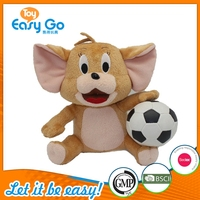 Cartoon Doll a Piece Tom and Jerry Plush Toys