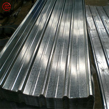 Supply high quality 0.1-1.0mm galvanized steel ribbed plate