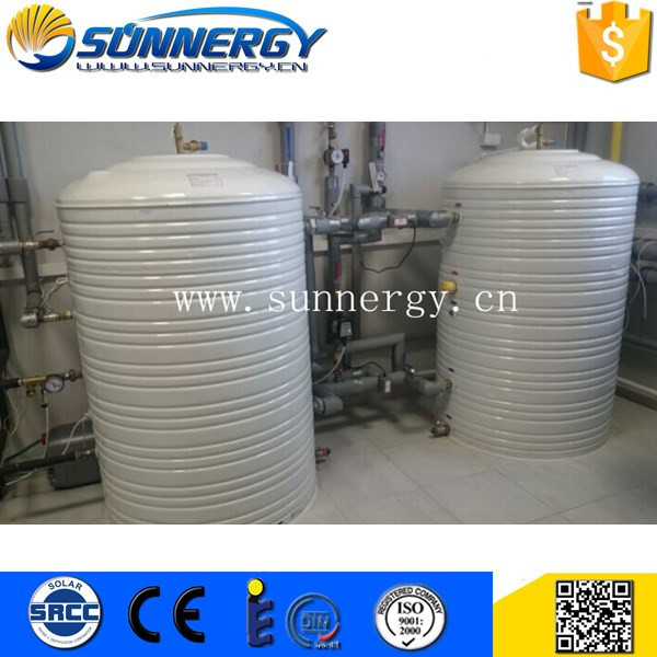 Manufacturer contemporary solar hot heat storage water tank for custom