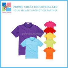 New Customized 100% Cotton Polo Shirt With Branded Logo