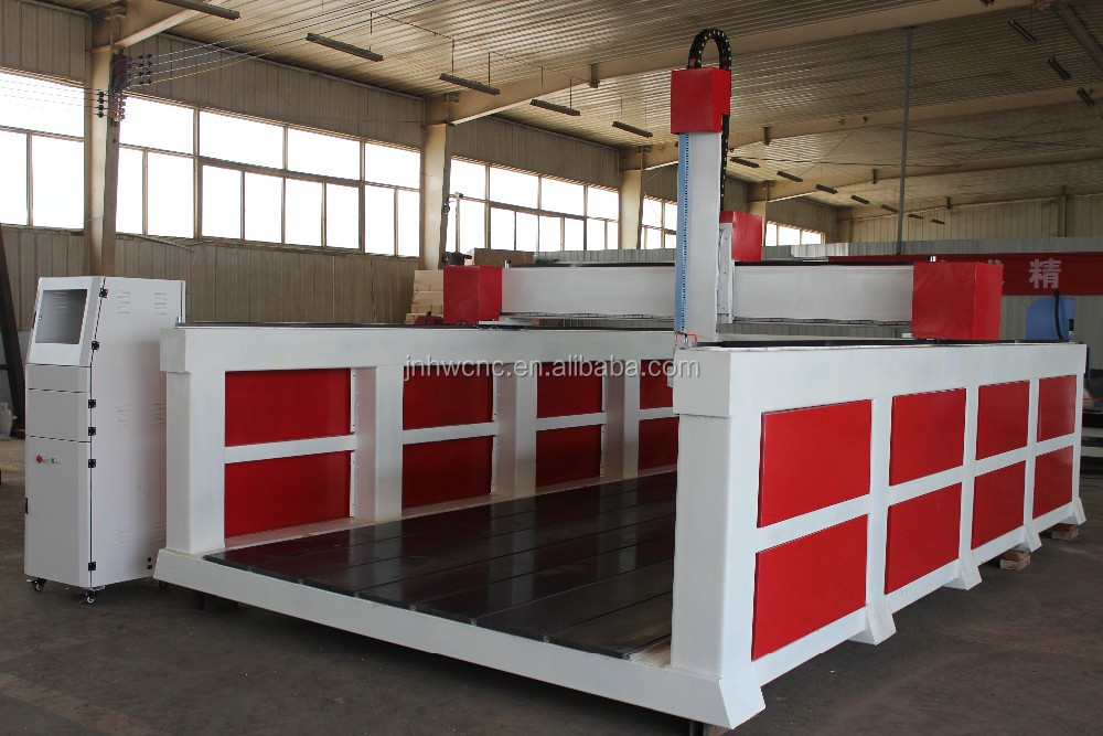 Big size Styrofoam CNC router machine