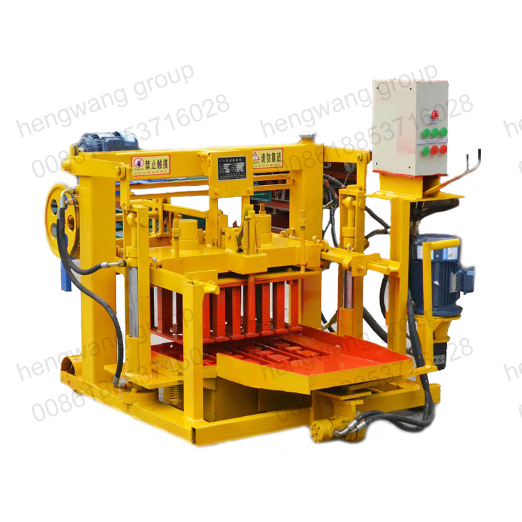 Brick Making Machine supplier on Alibaba