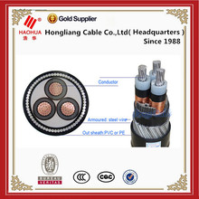 Copper conductor shielded cable/earthing electrical wire names