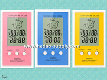 Digital Household Color Tmeperature & Humidity Thermohygrometer