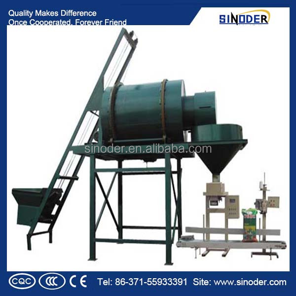 bulk blending fertilizer making production plants