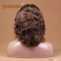wholesale indian remy hair 10' highlight color body wavebeautiful full lace wigs