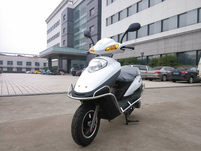 2016 new cheap powerful gasoline scooter with 125cc/150cc ZongShen/Loncin engine